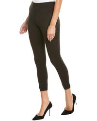 David Lerner Lace-up Legging - Black
