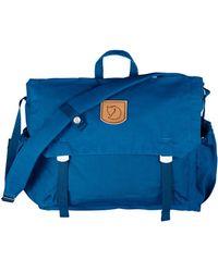 Fjallraven | Foldsack No. 2 Messenger Bag | Lyst