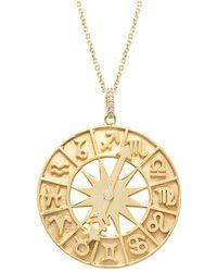 Gabi Rielle - 22k Over Silver Necklace - Lyst