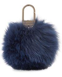 Yves Salomon - Four Renard X-large Fur Key Holder - Lyst
