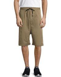 Brandblack - Lampin Elasticized Shorts - Lyst