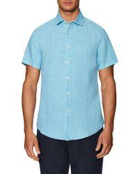 Slate & Stone - Solid Sportshirt - Lyst