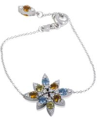 Pasquale Bruni - 18k 3.40 Ct. Tw. Diamond & Gemstone Bracelet - Lyst