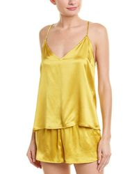 Commando - ? Silk Cami - Lyst