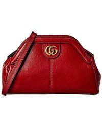 Gucci - Re(belle) Small Leather Shoulder Bag - Lyst
