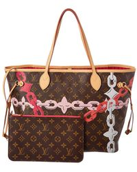 Louis Vuitton - Limited Edition Bay Monogram Canvas Neverfull Mm Nm - Lyst