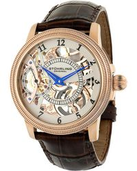 Stuhrling Original - Men's Brumalia Watch - Lyst
