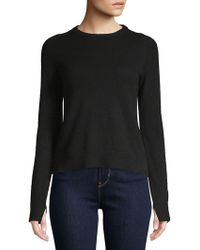 Zadig & Voltaire - Deby Cashmere Sweater - Lyst