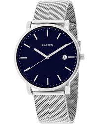 Skagen - Denmark Men's Hagen Watch - Lyst