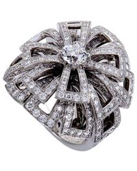 Chanel - 18k 3.58 Ct. Tw. Diamond Ring - Lyst