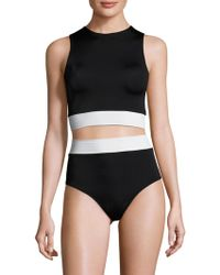 Mouillé Swim - 90s Elle Bikini Set - Lyst