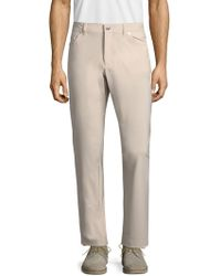 J.Lindeberg - Jack Slim Fit Pants - Lyst