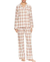 Blush Lingerie - Mila Relaxed Fit Pajama Set - Lyst
