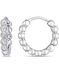 Rina Limor - Fine Jewelery 10k 0.32 Ct. Tw. Diamond Studs - Lyst