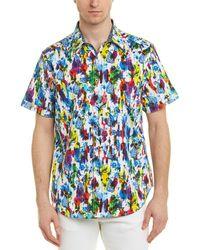 Robert Graham - Azimuth Woven Shirt - Lyst