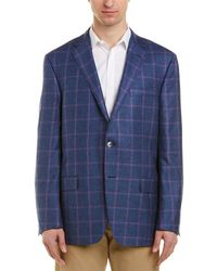 Robert Talbott - Silk & Cashmere-blend Sportscoat - Lyst