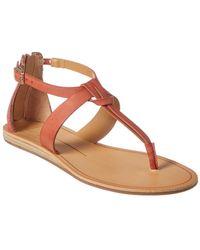 Dolce Vita - Della Leather Sandal - Lyst