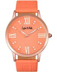 Sophie & Freda - Women's Sonoma Watch - Lyst
