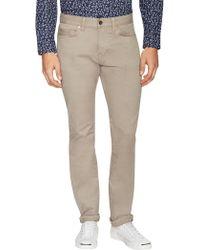 Jack Spade - 5-pocket Stonehill Slim Fit Jeans - Lyst
