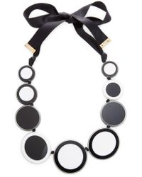 Kate Spade | Connect The Dots Statement Necklace | Lyst