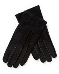 Portolano - Saddle Gloves - Lyst