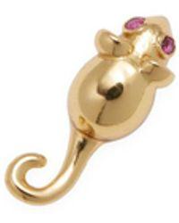 Marc Jacobs - Mini Mouse Stud Earrings - Lyst