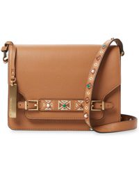 Vince Camuto - Abra Leather Crossbody Bag - Lyst