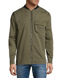 Sovereign Code - Chico Cotton Jacket - Lyst