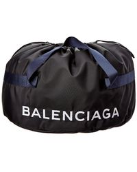 Balenciaga - Wheel Bag Small Nylon Duffle - Lyst