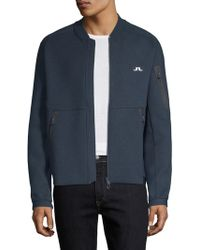 J.Lindeberg - M Athletic Jacket Tech Sweat - Lyst