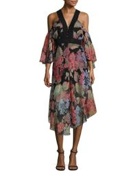 Alice McCALL - The Dreamer Silk Dress - Lyst