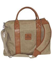 Buxton - Expedition Ii Huntington Gear Laptop Briefcase - Lyst