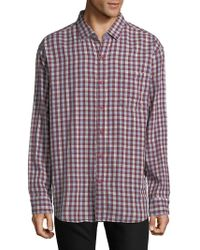 Tommy Bahama - Copatana Plaid Cotton Casual Button-down Shirt - Lyst