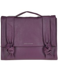 Orciani Bella Leather Bag