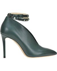 Jimmy Choo - Lark Leather Ankle-boots - Lyst