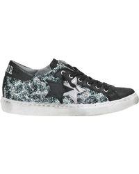 2Star - Glittered Sneakers - Lyst