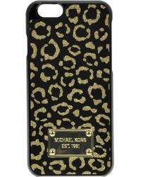 MICHAEL Michael Kors - Animal Print Phone Cases - Lyst