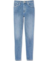 Goldsign - The Profit Mid-rise Skinny Jeans - Lyst
