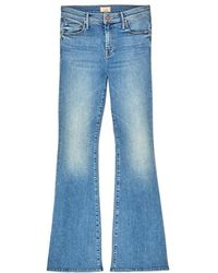 Mother - The Weekender Jeans - Lyst