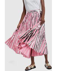Marni - Pleated Skirt - Lyst