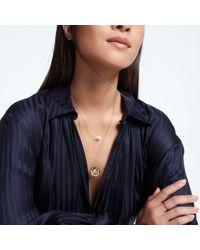 Jennifer Meyer - Good Luck Necklace - Lyst