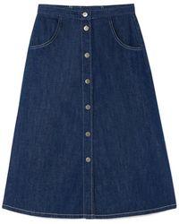 M.i.h Jeans - Callcott Skirt - Lyst