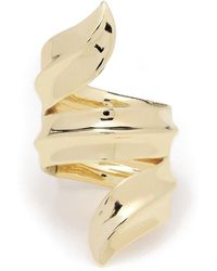 Jennifer Fisher - Gold-plated Palm Ring - Lyst