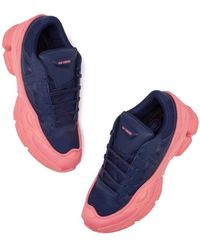 adidas By Raf Simons Rs Ozweego Sneakers - Blue