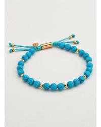 Gorjana & Griffin - Power Gemstone Turquoise Beaded Bracelet For Healing - Lyst