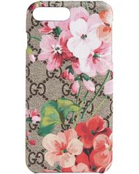 Gucci - GG Blooms Iphone 8 Plus Case - Lyst