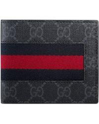 l'atteggiamento migliore 75f82 8a1a6 GG Supreme Web coin wallet - Nero