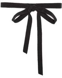 Gucci - Grosgrain Neck Bow - Lyst