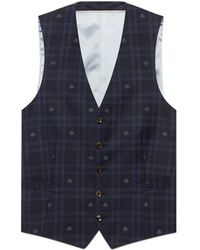 61b4f9b94 Lyst - Gucci Velvet Formal Jacket in Brown for Men