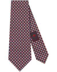 Gucci - 3-d G Silk Tie - Lyst